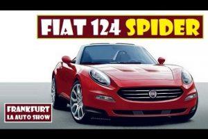 Fiat 124 spider in vendita dal 2016 – prezzo e caratteristiche